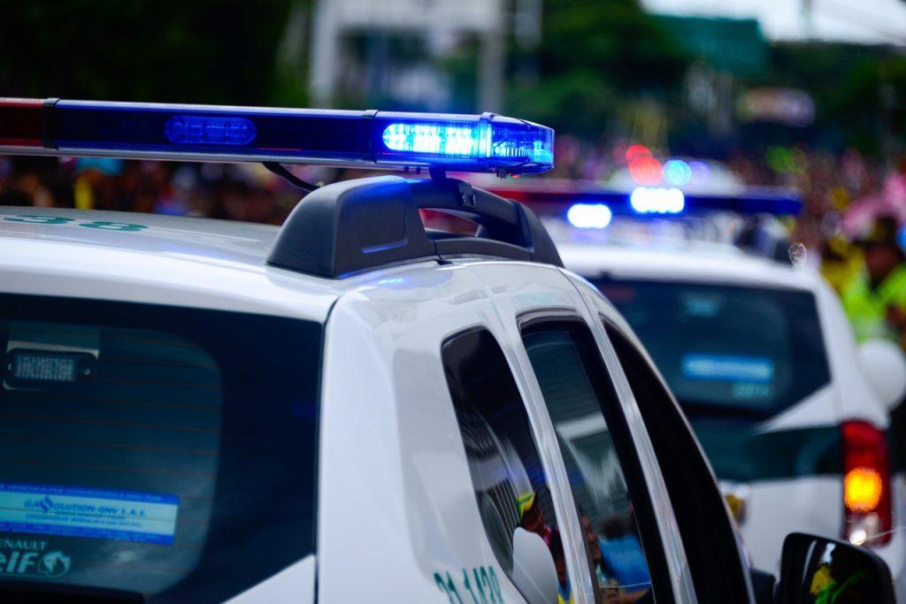 Sirena de la policía francesa. Pixabay