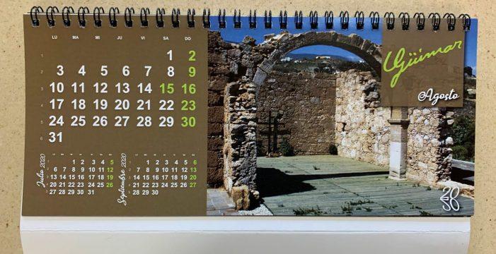 Colocan a la Iglesia Vieja de Fasnia como monumento de Güímar en este almanaque