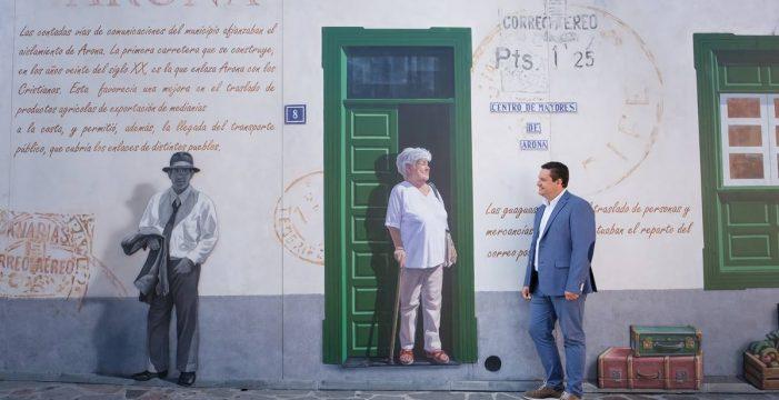 Murales con historia