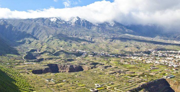 El Valle de Güímar, opción principal para la primera central hidroeléctrica de Tenerife