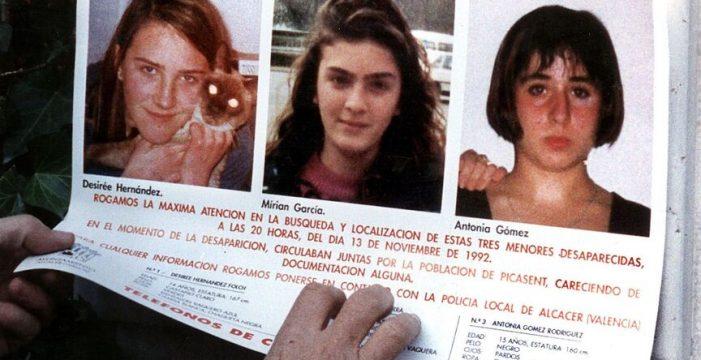 Giro en el caso de las niñas de Alcasser: analizarán 50 pelos descartados en su día
