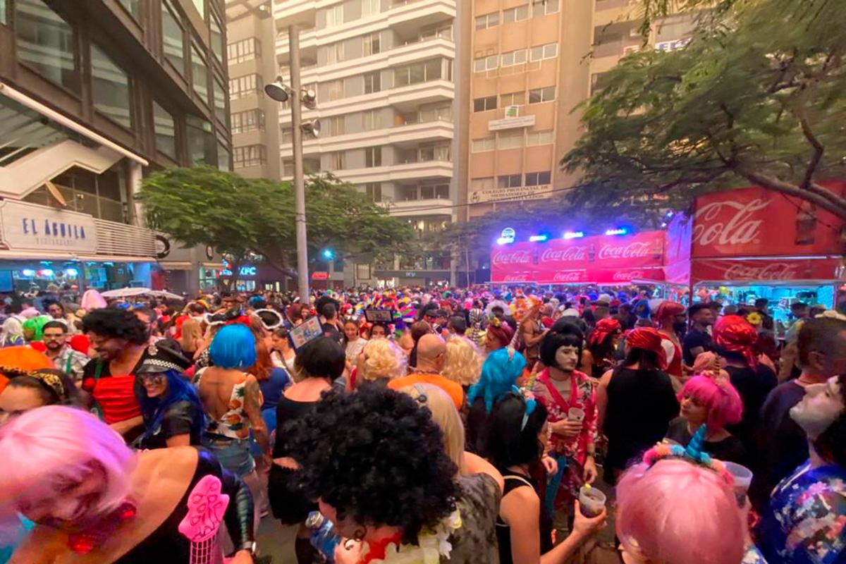 CARNAVAL DE DÍA SANTA CRUZ 2020