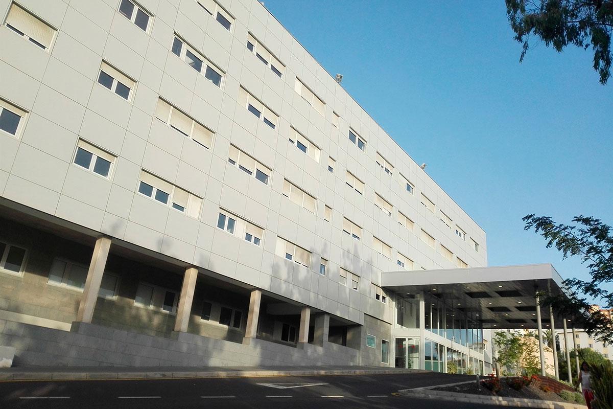 Hospital Universitario Ntra. Sra. De Candelaria (HUNSC)