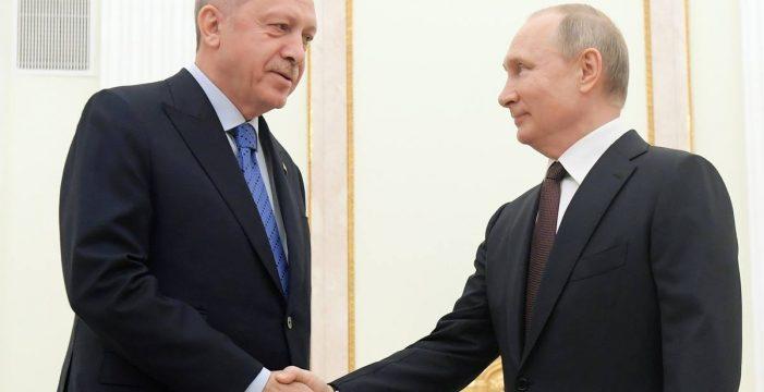 Rusia y Turquía acuerdan un alto en fuego en Idlib a partir de la medianoche de este viernes