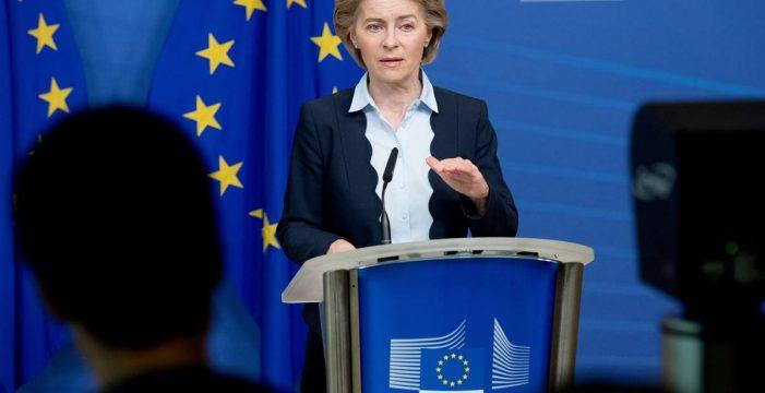 La UE activará un fondo que alcanzará 25.000 millones para hacer frente al brote de coronavirus