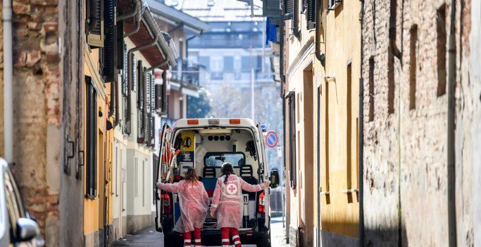 Italia registra ya más de 1.000 muertes por coronavirus y más de 15.000 casos
