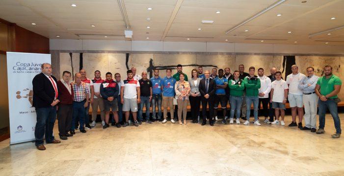 Los juveniles serán los principales protagonistas de la Copa CajaCanarias