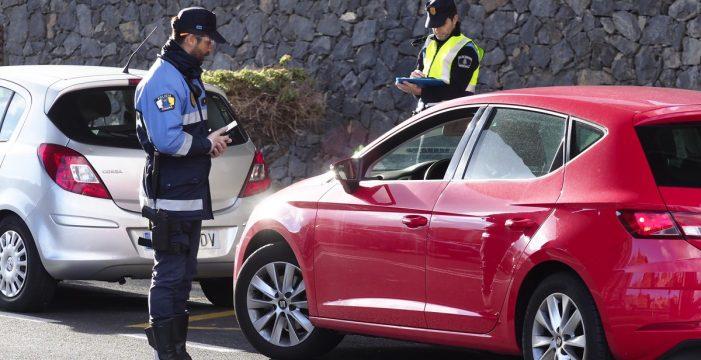Anuncian cortes de tráfico en vías de entrada y salida de Santa Cruz