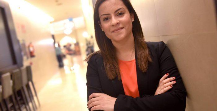 """Yaiza Castilla: """"El impacto del coronavirus ha sido peor que la quiebra de Thomas Cook"""""""