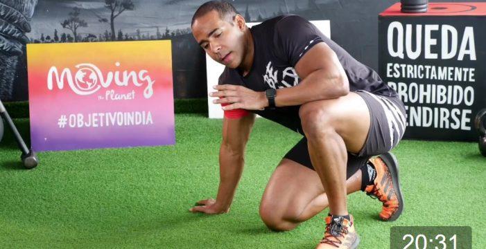 Jungle Move con el Wild Coach Simón – Tigre #quédateencasa