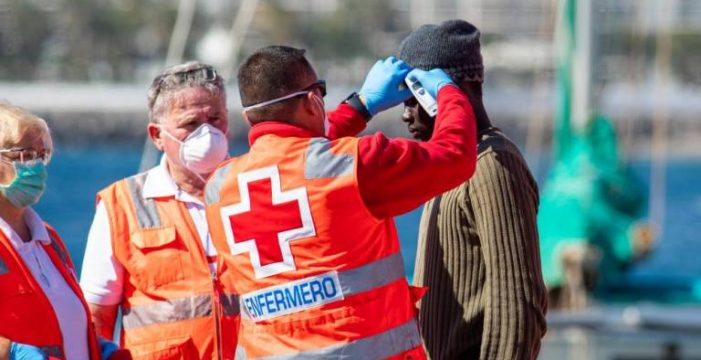 Cruz Roja intentará localizar a personas desaparecidas rumbo a Canarias