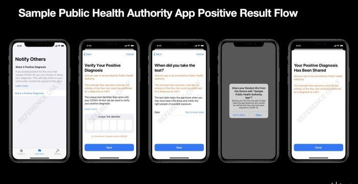 Así te notificará tu móvil Android o iPhone sobre posibles contagios de Covid-19 cercanos