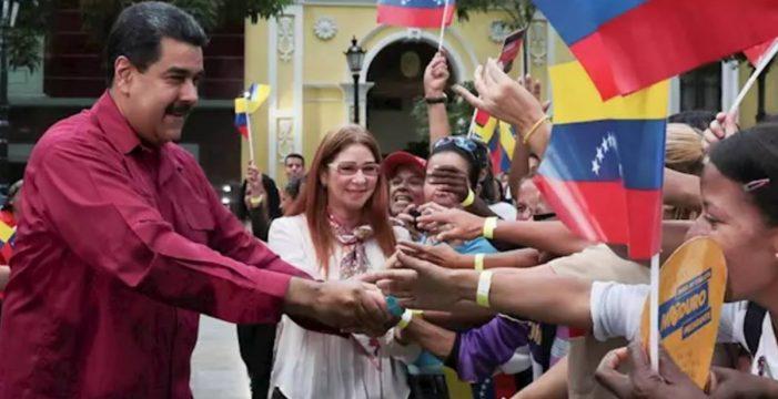 Estados Unidos acusará por narcotráfico a la esposa de Maduro, Cilia Flores