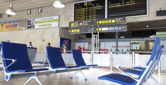 Aena permitirá el libre acceso a sus aeropuertos en los próximos días
