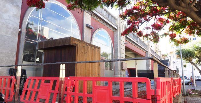 Devolver Los Arcos de Noria a su estado original tendrá un coste de 126.000 euros