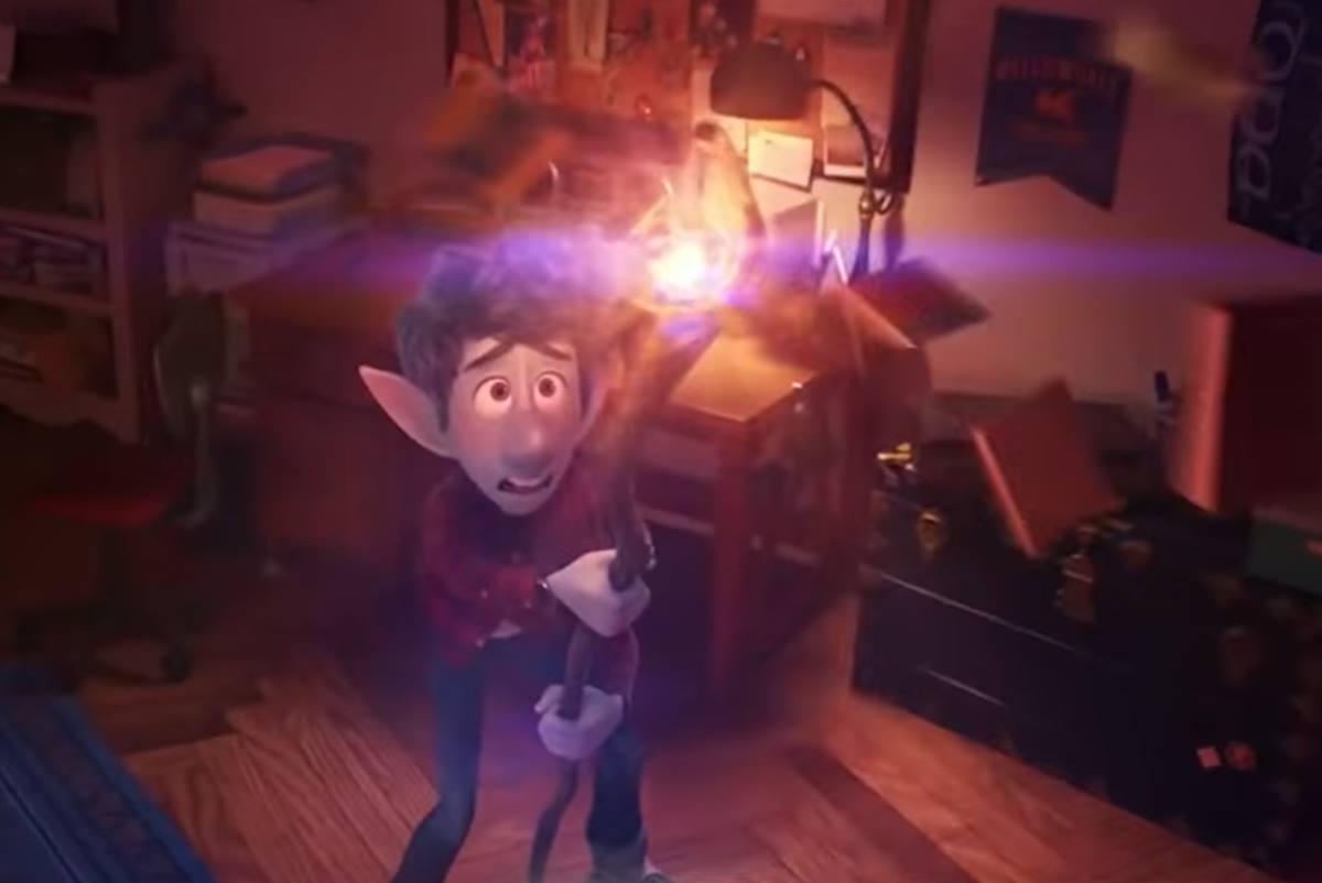 Onward, la última propuesta de Disney Pixar. DA