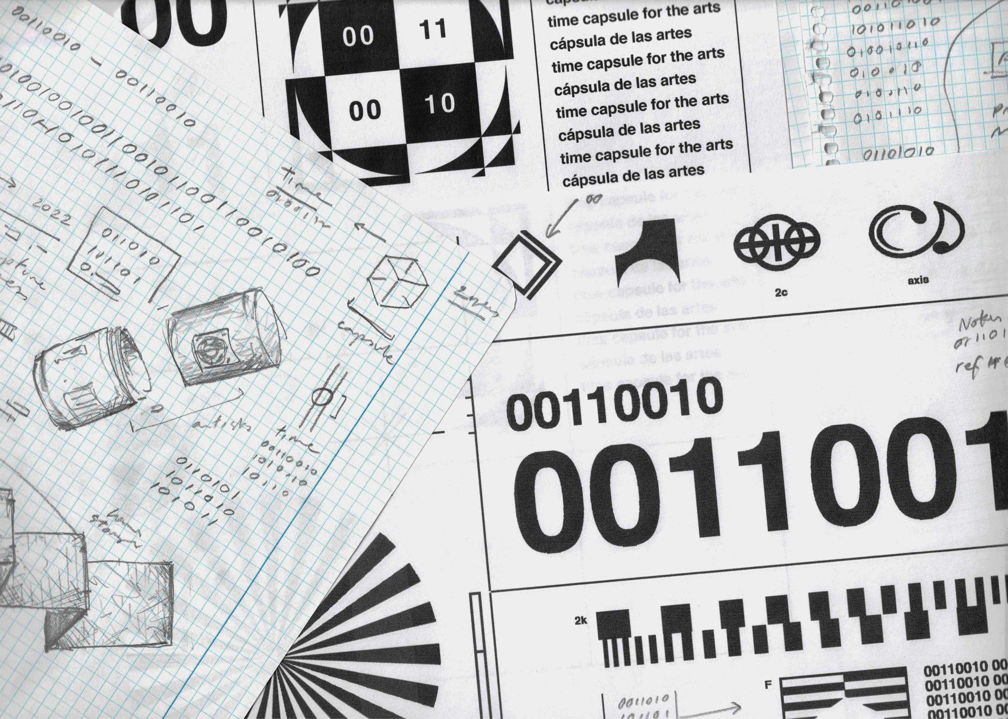 El enigma, los números y el tiempo protagonizan esta plataforma dirigida a artistas de todo el mundo. DA