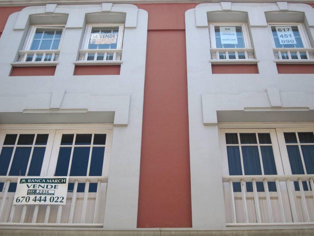 VEl precio de la vivienda nueva en Canarias sube un 1,7% en un año, según la Sociedad de Tasación. EP