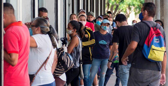 Venezuela vive su peor día con 5 muertos por Covid-19 y llega a 80 fallecidos