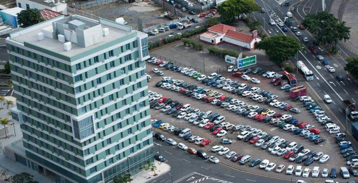 Santa Cruz, dispuesta a vender el edificio de Cabo Llanos al Gobierno canario por más de 20 millones