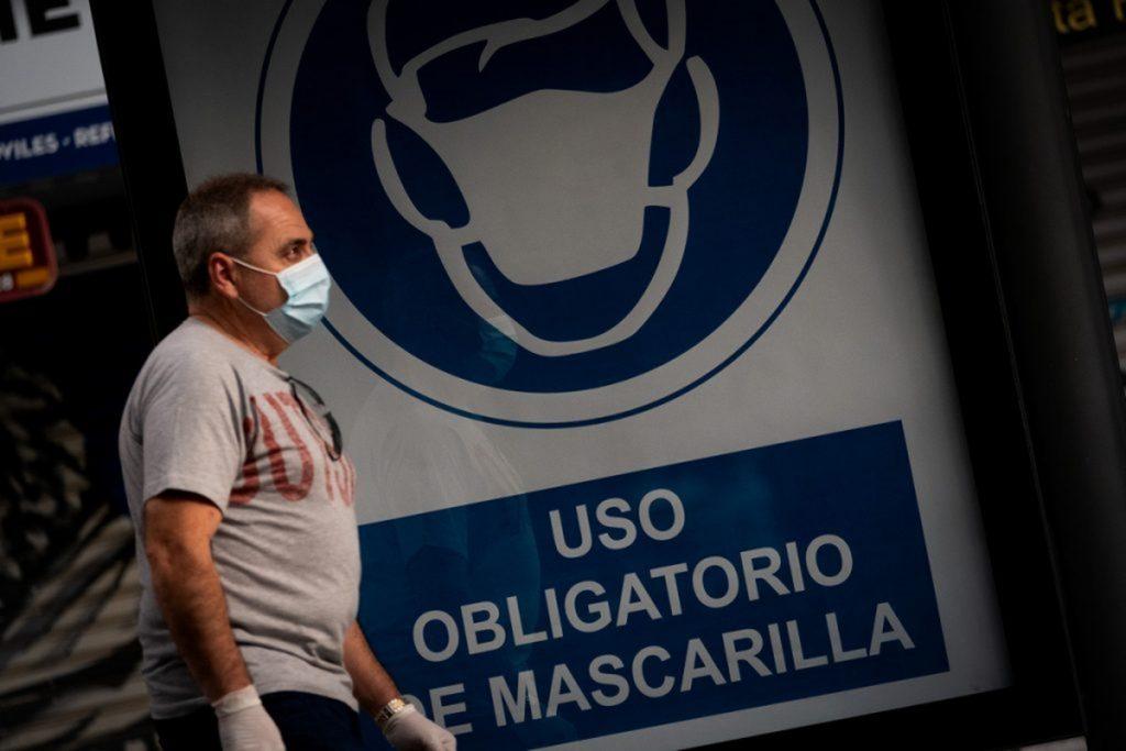 El Consejo de Gobierno aprueba el uso obligatorio de las mascarillas en todos los espacios, tanto cerrados como abiertos . DA