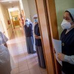 Las hermanas cuentan que crear una zona de aislamiento para las enfermas evitó nuevos contagios. F. P.
