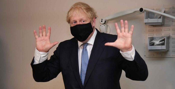 Reino Unido suma más de 50.000 contagios diarios por primera vez en tres meses
