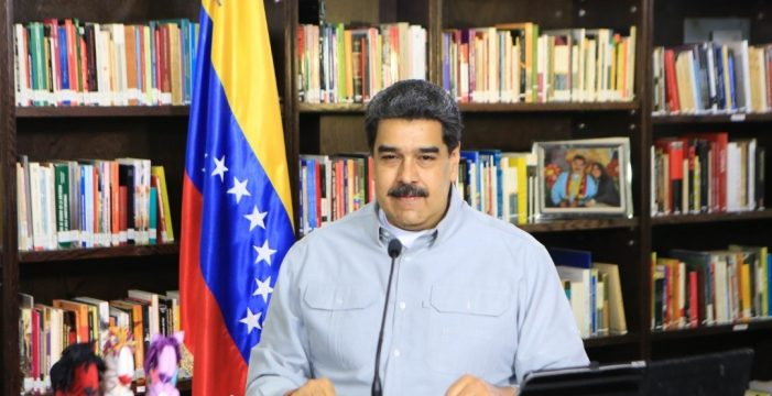 """Maduro afirma que """"no está mala la idea"""" de hacerse con misiles antiaéreos iraníes"""