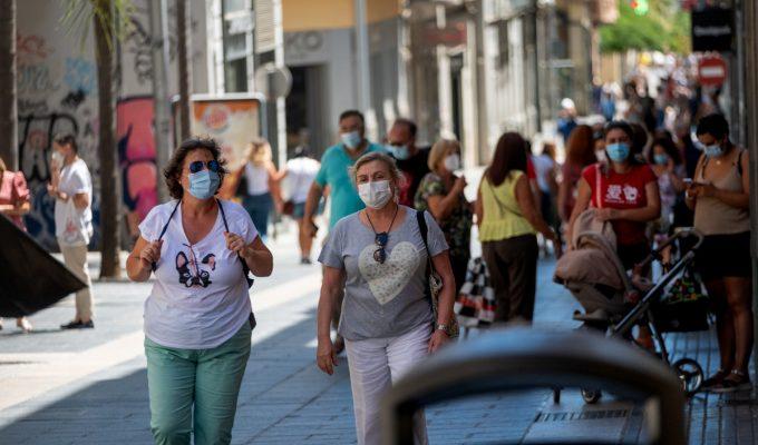 Tres fallecidos y 78 casos de COVID en Canarias en las últimas 24 horas