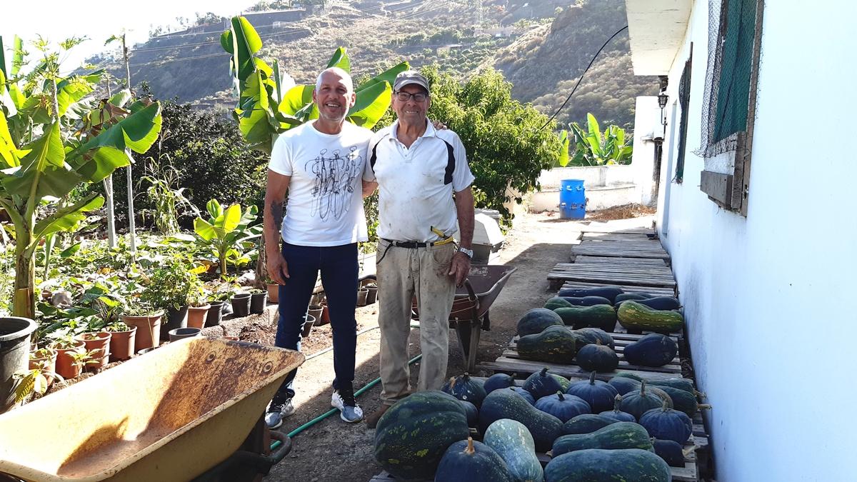 El Rincón de La Orotava: Aguacates y hortalizas de primera