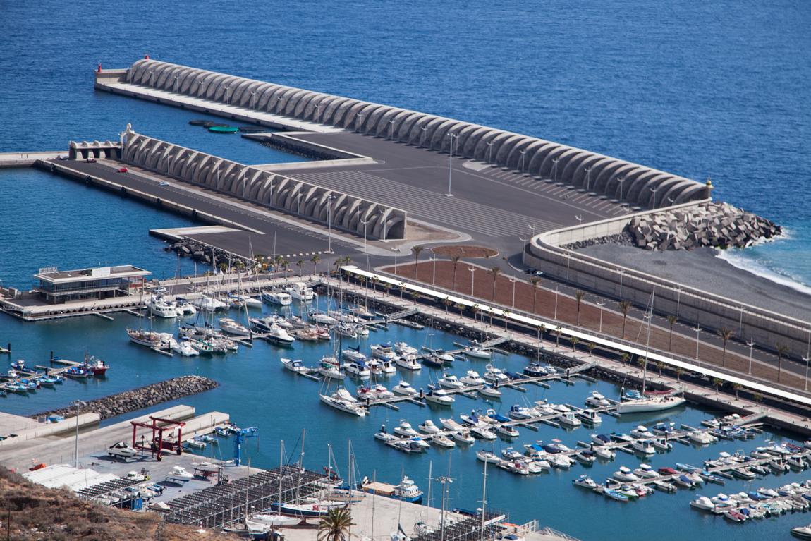El muelle ha conllevado, hasta la fecha, una inversión de 100 millones de euros en diversas actuaciones. DA
