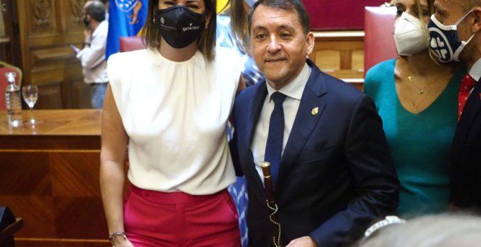 """Bermúdez: """"No hay nada que indique que Evelyn Alonso tenga que dimitir"""""""