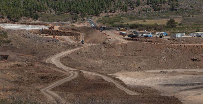 Comienzan los trabajos para culminar el doble túnel de Erjos en 32 meses