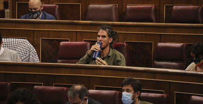 El Supremo solicita al Congreso que informe de cuándo comienza a cumplir la pena Alberto Rodríguez