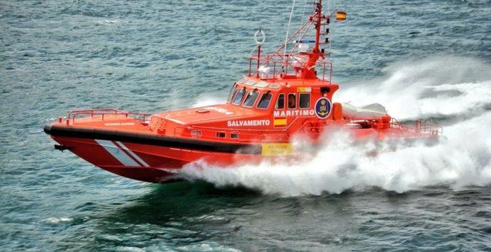 Llega a Lanzarote una patera con 34 personas a bordo