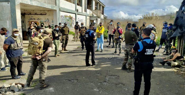 La Policía Local de La Laguna levanta 119 actas, 30 por 'botellón' y 8 por fiestas privadas