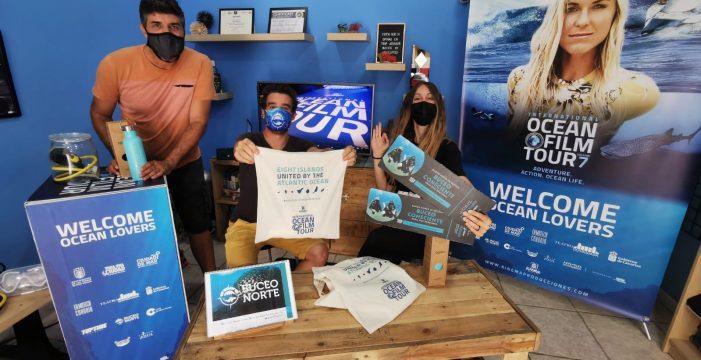 """Entrevista a Chema Moreno, de Kinema Producciones, sobre el """"Ocean Film Tour"""""""