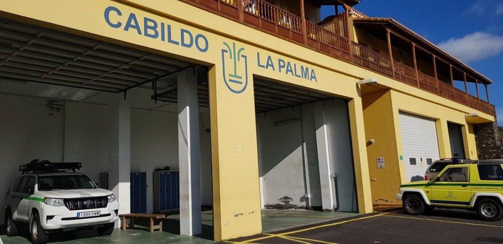 El Cabildo de La Palma dota a agentes de Medio Ambiente de chalecos antibalas y espráis pimienta