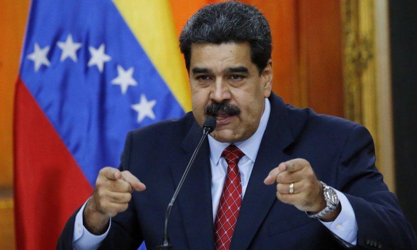 Nicolás Maduro. DA