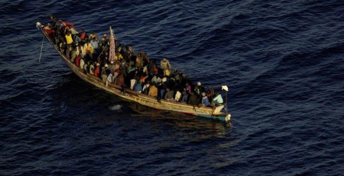 43 desaparecidos en la costa de Senegal durante un intento para llegar a Canarias