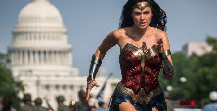 'Wonder Woman 1984' llega para salvar los cines