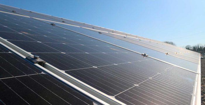 Transición Ecológica recibe más de 500 solicitudes de ayudas para instalaciones de autoconsumo