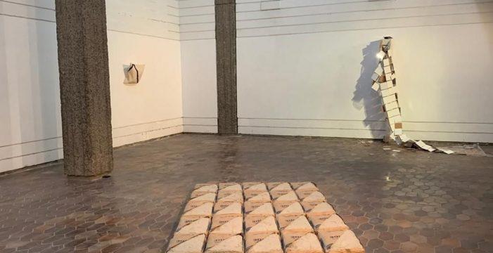 El Colegio Oficial de Arquitectos expone 'Broken Line', un proyecto de la galería madrileña Lucía Mendoza