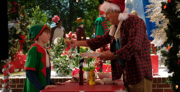 Robert De Niro estrena la cartelera navideña