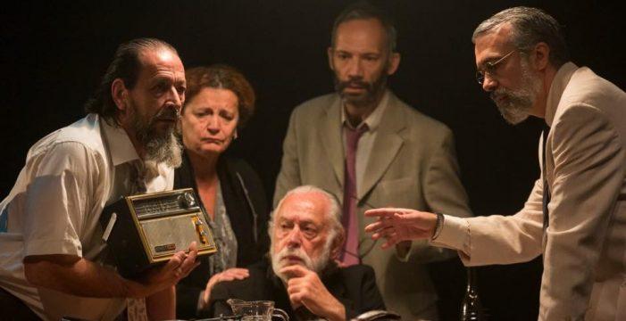 Los 'Siete hombres buenos' de Mayorga visitan el Teatro Guimerá