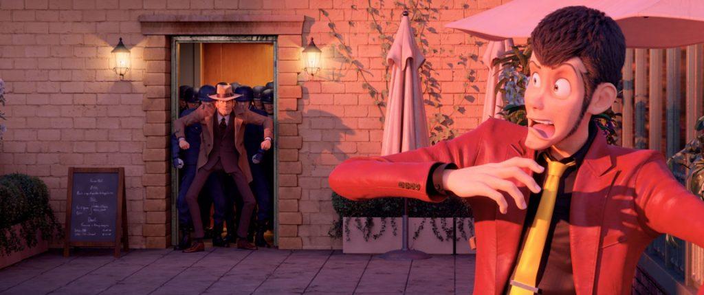 'Lupin III: The First' es una excelente opción para disfrutar del mejor cine de animación.