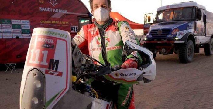 El Dakar 2021 se cobra la vida de Pierre Cherpin