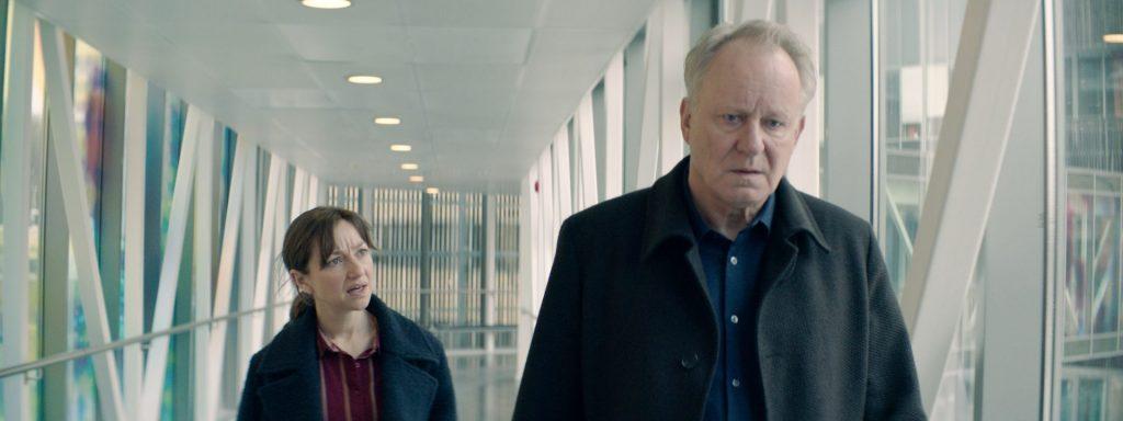 La directora y guionista noruega Maria Sødahl retrata en 'Hope' una historia de amor autobiográfica.