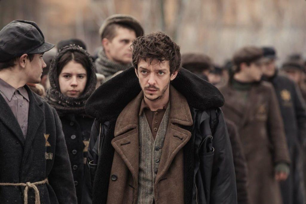 Nahuel Pérez Biscayart protagoniza el drama bélico 'El profesor de persa'.
