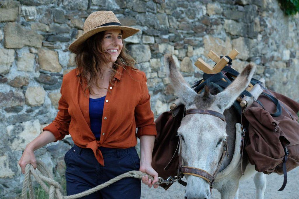 Laure Calamy protagoniza 'Vacaciones contigo… y tu mujer'.